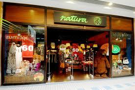 Nova loja Natura